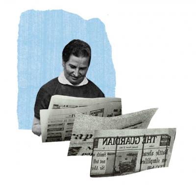 'Gopress Archief' open voor iédereen t.e.m. 19 april